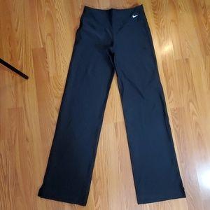 Nike fit dry full length yoga pants XS 0-2